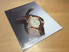 Used - Booklet AUDEMARS PIGUET - Reloj JULES AUDEMARS de Remonte Automático