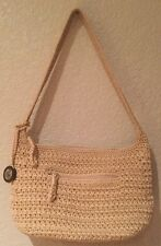 The Sak Casual Classics Crochet Shoulder Bag