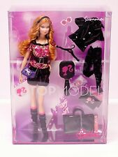 "Rare TOP MODEL SUMMER 2008 Titian ""Steffie"" Barbie Model Muse_M3233_NRFB"
