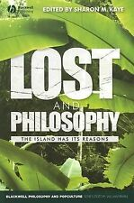 Sharon Kaye - Lost And Philosophy (2013) - Used - Trade Paper (Paperback)