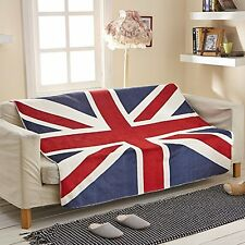 United Kingdon UK England Great Britain 50x60 Stadium Polar Fleece Blanket Throw
