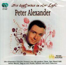 DOPPEL-CD NEU/OVP - Peter Alexander - Es liegt was in der Luft