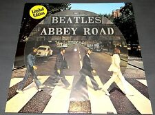 THE BEATLES - ABBEY ROAD (UK PICTURE DISC) UNPLAYED !!!