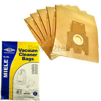 5 x FJM Dust Bags for Miele Compact C2 Complete C1 Complete C2 Vacuum Cleaner