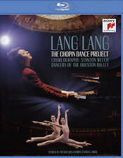 Lang Lang: The Chopin Dance Project (Blu-ray Disc, 2015)