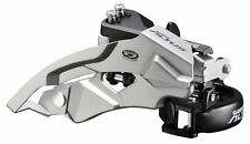 gobike88 SHIMANO ALTUS FD-M370 Front Derailleur, 3 x 9 Speed, With Clamp, X15