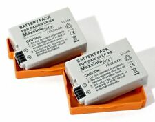 LP-E8 BATTERY TWIN PACK FOR Canon 700D 650D 600D 550D Genuine Maxsimafoto
