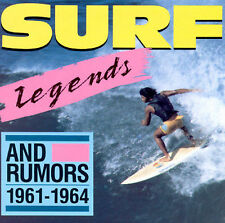 SURF LEGENDS AND RUMORS:196... - Various Artists CD BRAND NEW/STILL SEALED RARE