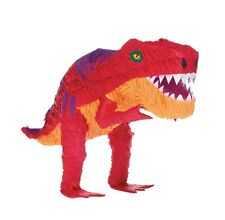 T-Rex Dinosaur Pinata - Boys Themed Birthday Party Games & Supplies