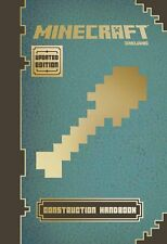 Minecraft: Construction Handbook by Matthew Needler Hardcover NEW BRAND