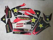FX TEAM  ROCKSTAR  GRAPHICS  HONDA CRF450R  2005  2006  2007 2008