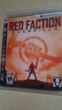 Red Faction: Guerrilla (Sony PlayStation 3, 2009) new sealed