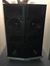 Meyer Sound CQ2 Self Powered Speakers 4(Four)