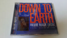 "FREDDIE ROACH ""DOWN TO EARTH"" CD 6 TRACKS PRECINTADO SEALED"