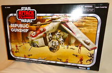 Star Wars REPUBLIC GUNSHIP  Vintage Collection AOTC  TRU Toys R Us Exclusive NEW