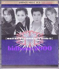 華納99最好唱卡拉OK精選 Best of Karaoke 99 VCD (鄭秀文 郭富城 黃子華 胡諾言)
