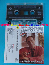 MC RAOUL CASADEI La banda angeli tutto il liscio 8 1996 italy no cd lp dvd vhs