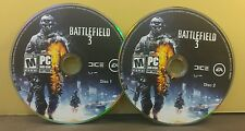 BATTLEFIELD 3 (PC) EXCELLENT CONDITION (DISC ONLY) NO CODE #041