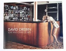 SIGNED DAVID DREBIN BOOK LOVE AND OTHER STORIES