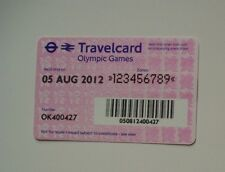 Jeux olympiques tarif billet londres 2012 london underground bus transport