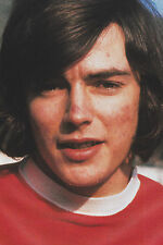 Football Photo PETER MARINELLO Arsenal 1970s