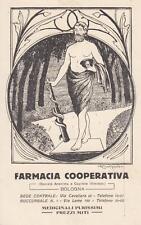 C2708) FARMACIA COOPERATIVA DI BOLOGNA. EDIZIONI ATELIER CHAPPUIS.
