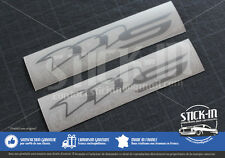 Lotus Elise 111S S2 - 2 Autocollants Stickers Decals Silver Sides Repeater Lamp
