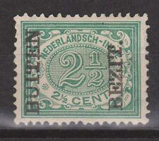 Nederlands Indie Netherlands Indies Indonesie 84 MLH CANCEL BUITEN BEZIT 1908