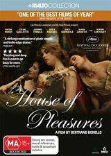 House Of Pleasures * French with English Subtitles *  (DVD, 2012) NEW REGION 4