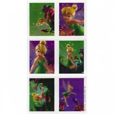 Disney Fairies Tinkerbell Stickers - 4 Sheets! -NEW!!