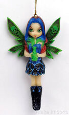 JASMINE BECKET GRIFFITH SKULL NEPENTHE FAIRY ORNAMENT FIGURINE STATUE FIGURE