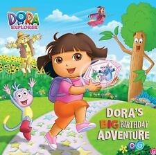 Pictureback: Dora's Big Birthday Adventure (Dora the Explorer) by Random...