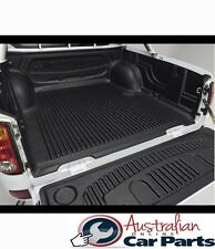 TRITON TUB LINER UNDER RAIL DUAL CAB 2010-15 MN MITSUBISHI GENUINE NEW PLASTIC