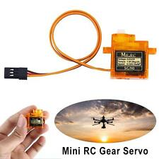 MR.RC Mini SG9 9g Micro Servo Motor for RC Robot Helicopter Airplane Car Boat LN