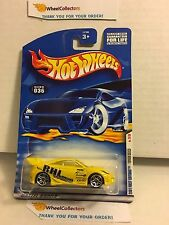 Toyota Celica #36 * Yellow * 2001 Hot Wheels * L14