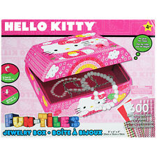 HELLO KITTY FUN-TILES JEWELRY jewellery BOX New in box