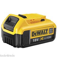 Dewalt Genuine DCB182 18V XR Li-ion 4.0ah Battery For DCD785, DCF885, DCD985