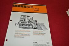 Case Tractor 1450B Crawler Loader Dealers Brochure DCPA4