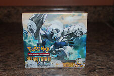 Pokemon Heartgold Soulsilver Booster Box SPANISH 180 Cards Factory Sealed