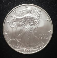 ~ONE~2006~$1~American Silver Eagle~1 oz~FRESH OUT OF MINT TUBE~