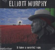 Elliott Murphy / It Takes A Worried Man (NEU!)