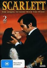 SCARLETT (1994 Timothy Dalton) COMPLETE MINISERIES  -  DVD - UK Compatible