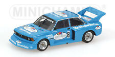 MINICHAMPS 400 772308 BMW 320i model touring car P Schneeberger DRM 1977 1:43rd