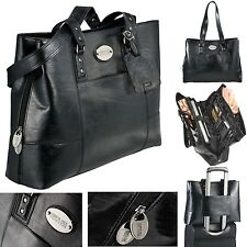 "Kenneth Cole ""Tripled The Size"" Women's Laptop Tote Bag, 15"" Laptop Handbag -New"