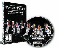 TAKE THAT FOR THE RECORD DVD BRAND NEW SEALED.