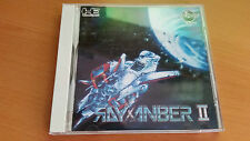 RAYXANBER 2 PC ENGINE CD ROM TURBO DUO/R/RX