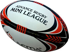 PRO Junior NRL Hi-Tech Ultra PIN GRIP 4 PLY Rugby Mini League Match Ball -Size 3