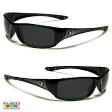 Men Polarized Sunglasses Wrap Driving PILOT Outdoor Sports Glasses Grey s