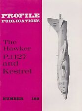 Profile Publications - Aircraft No. 198 The Hawker P.1127 and Kestrel (Harrier)