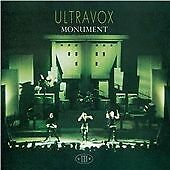 Ultravox - Monument the Soundtrack (2013)  CD  NEW/SEALED  SPEEDYPOST